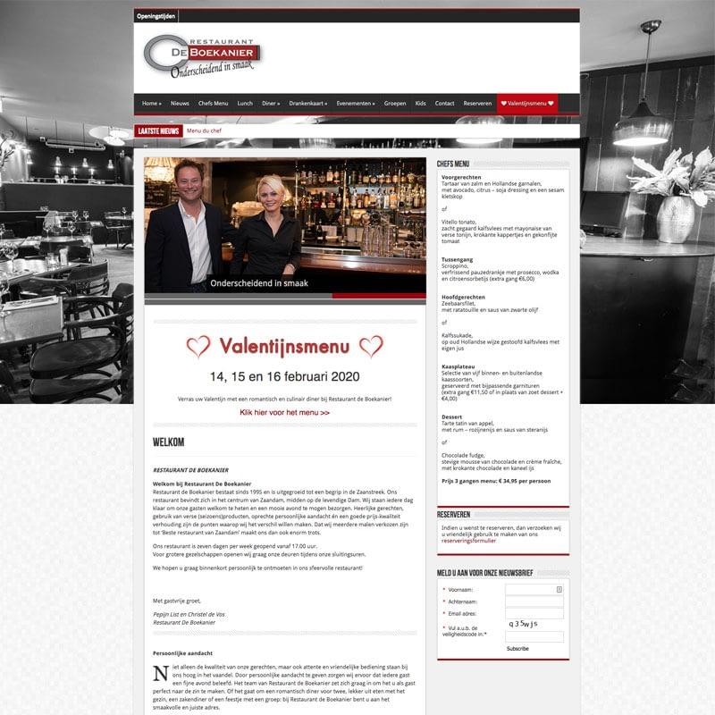Restaurant de Boekanier